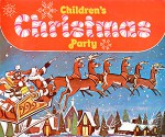 Childrens-Christmas-Party- Poster