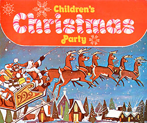 Children's Christmas Party – Ouse Valley River Club
